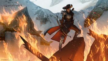 Dragon Age: Inquisition содержит очень странный скрытый квест