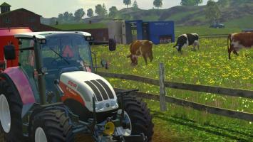 В мае на консолях выходит Farming Simulator 15