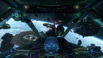 Для Star Citizen стал доступен апдейт 1.1 с двумя новыми кораблями и лавиной изменений