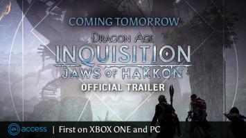 Анонсировано первое дополнение к Dragon Age: Inquisition – Jaws of Hakkon