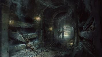 Атмосферные арты Wolfenstein: The Old Blood