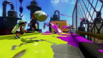 Анонсирован новый мультиплеерный режим для Splatoon— игры про покраску локаций