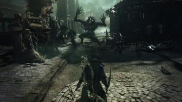 Вступительные 40 минут Bloodborne