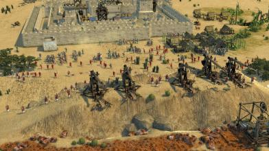 Вышло первое DLC для Stronghold Crusader 2 — «Принцесса и Кабан»