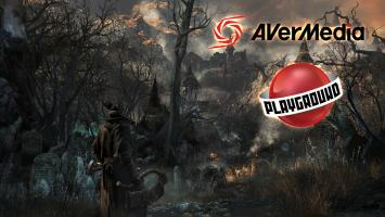 Стрим Bloodborne от PlayGround.ru и розыгрыш ценных призов от компании AVerMedia!