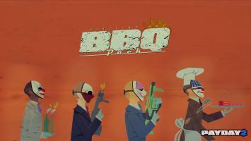 В Payday 2 воцарилась власть огня с выходом DLC Butcher's BBQ Pack