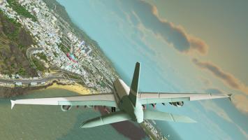 Благодаря модификации Flight Cimulator можно облететь свои города в Cities: Skylines