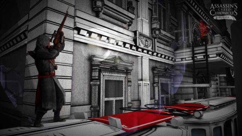 Assassin's Creed: Chronicles разрастется до трилогии с выходом India и Russia
