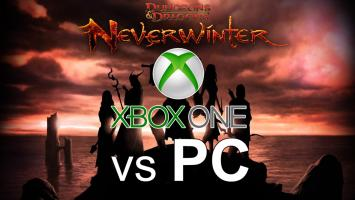 Сравнительные скриншоты Neverwinter на Xbox One и PC