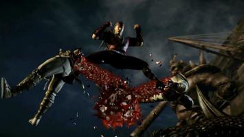 Релизный трейлер Mortal Kombat X под песню Chop Suey группы System of a Down