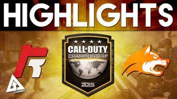 Пять лучших моментов из финального дня Call of Duty Championship 2015