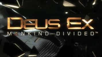 Трейлер анонса Deus Ex: Mankind Divided