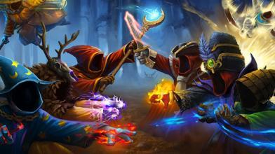 Фритуплейная Magicka: Wizard Wars выйдет 28 апреля