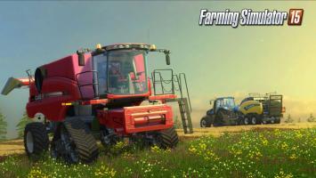 Соблазнительные тракторы в консольном тизере Farming Simulator 15