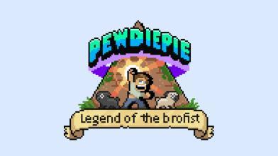 Legend ofthe Brofist— игра от«ютубера» PewDiePie