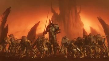 Новый облик Зла в тизере Overlord 3