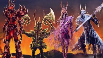 Подозрительные лица зла в официальном анонсе Overlord: Fellowship of Evil
