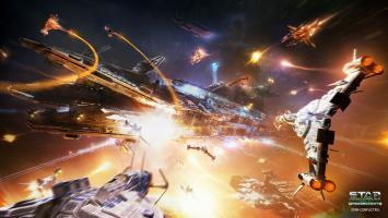 Star Conflict— Дредноуты вступают вбой