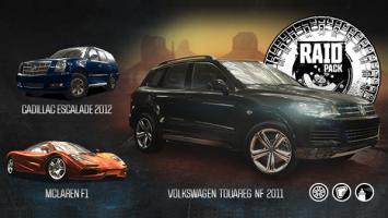 В The Crew уже доступен набор Raid Car Pack