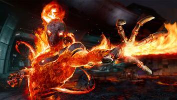 Новый персонаж Killer Instinct— огненный Cinder