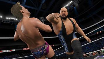 Релизный трейлер PC-версии WWE 2K15