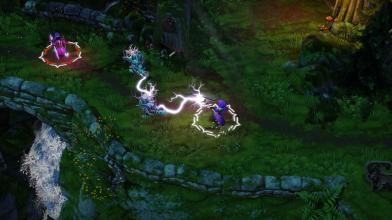 Забавные PvP-битвы в релизном трейлере Magicka: Wizard Wars