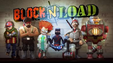 Block N Load выходит в Steam