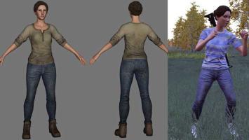 В H1Z1 появились женские персонажи. Запланирована функция выбора цвета кожи