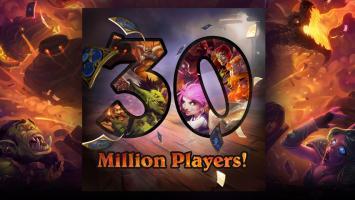 В Hearthstone сыграли уже 30 миллионов человек