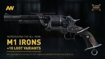 Игроки CoD: Advanced Warfare получили бесплатный пистолет