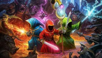 Неподготовленный геймплейный трейлер Magicka 2