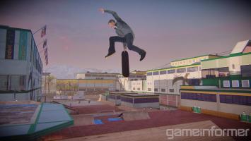 Tony Hawk's Pro Skater 5— эксклюзивный взгляд наигру отпортала GameInformer