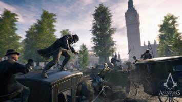 В Assassin's Creed: Syndicate можно будет устроить гонки на каретах
