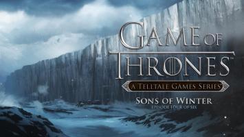 Telltale намекает на скорый выход четвертого эпизода Game of Thrones