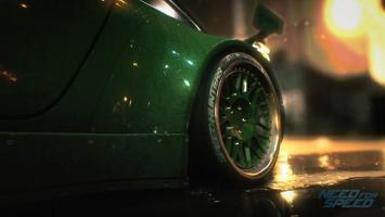 Тизерное изображение новой Need for Speed