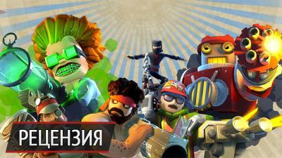 Что получится, если смешать Minecraft и Team Fortress 2: рецензия на Block N Load