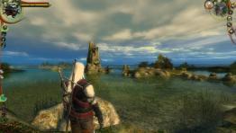 Изначально The Witcher задумывалась как изометрическая action-RPG без играбельного Геральта