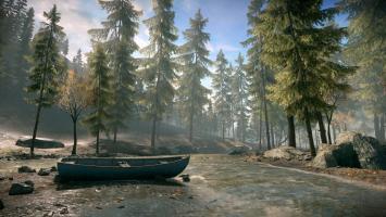Подробности карты Backwoods из DLC Criminal Activity для Battlefield: Hardline