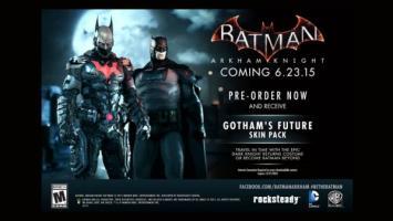 Очередной бонус предзаказа для Batman: Arkham Knight