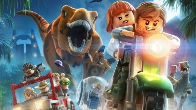 Отправляйтесь в тур по доисторическому парку в новом трейлере LEGO Jurassic World