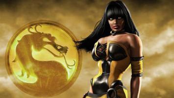 Таня в новом трейлере Mortal Kombat X
