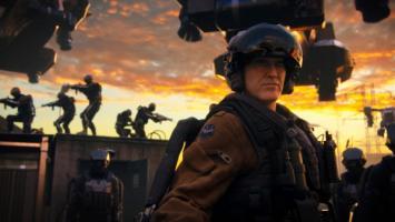 Брюс Кэмпбелл расстреливает зомби в новом трейлере Advanced Warfare