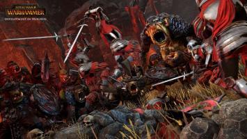 Первые скриншоты Total War: Warhammer