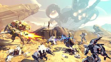 Трейлер шутера Battleborn к выставке E3