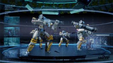 Компания Square Enix анонсировала шутер про роботов Figure Heads