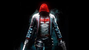 Более подробный взгляд на Красного колпака в Batman: Arkham Knight