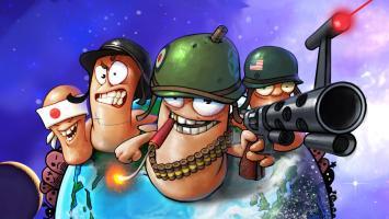 В следующем месяце выходит Worms World Party Remastered