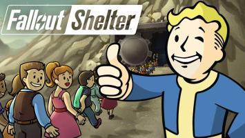 Вышла Fallout Shelter для iPad— «менеджер» Убежища
