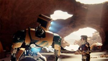 Анонсирована Recore— эксклюзив для Xbox One