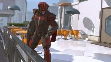Дебютный геймплей XCOM 2